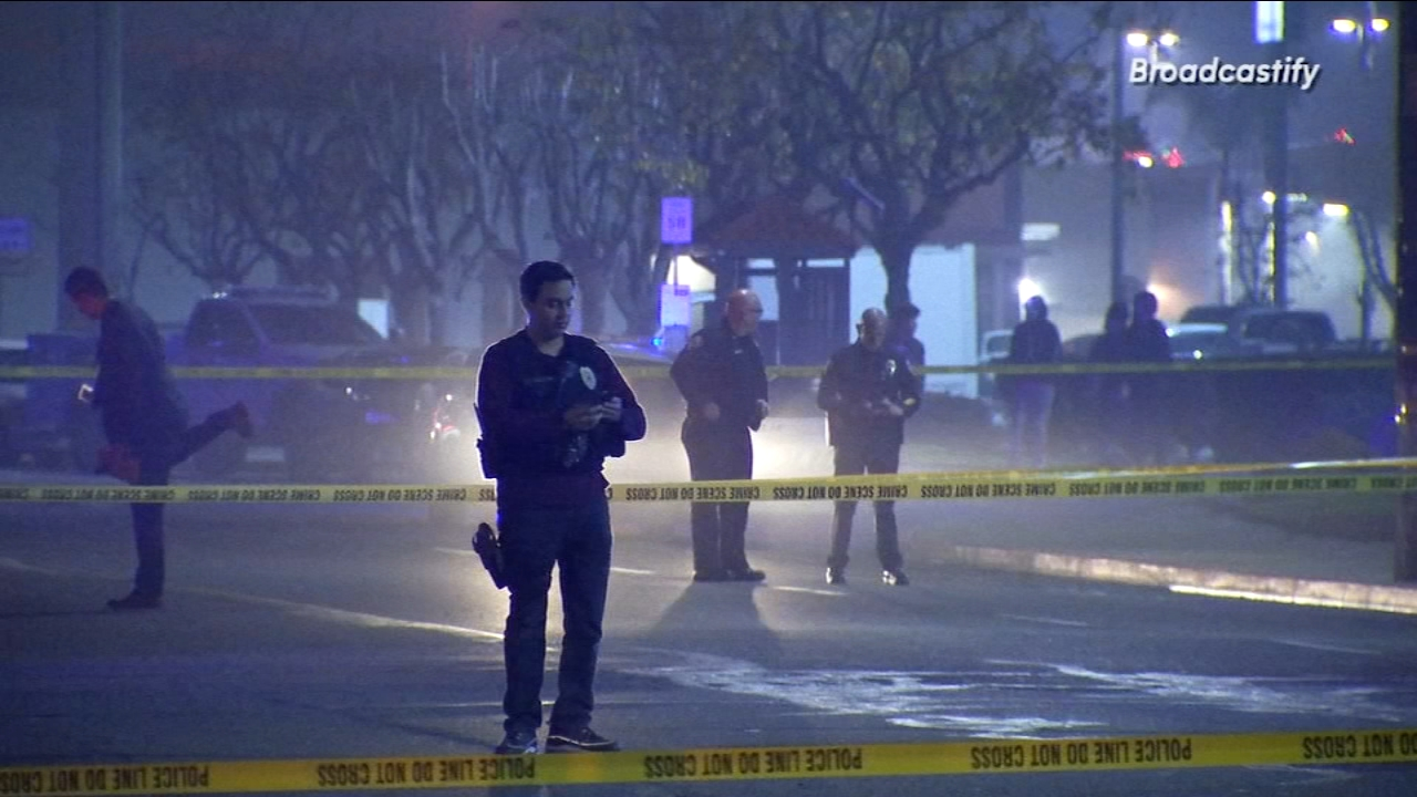 Authorities are investigating an officer-involved shooting that took place at a Visalia mall on Thursday evening.