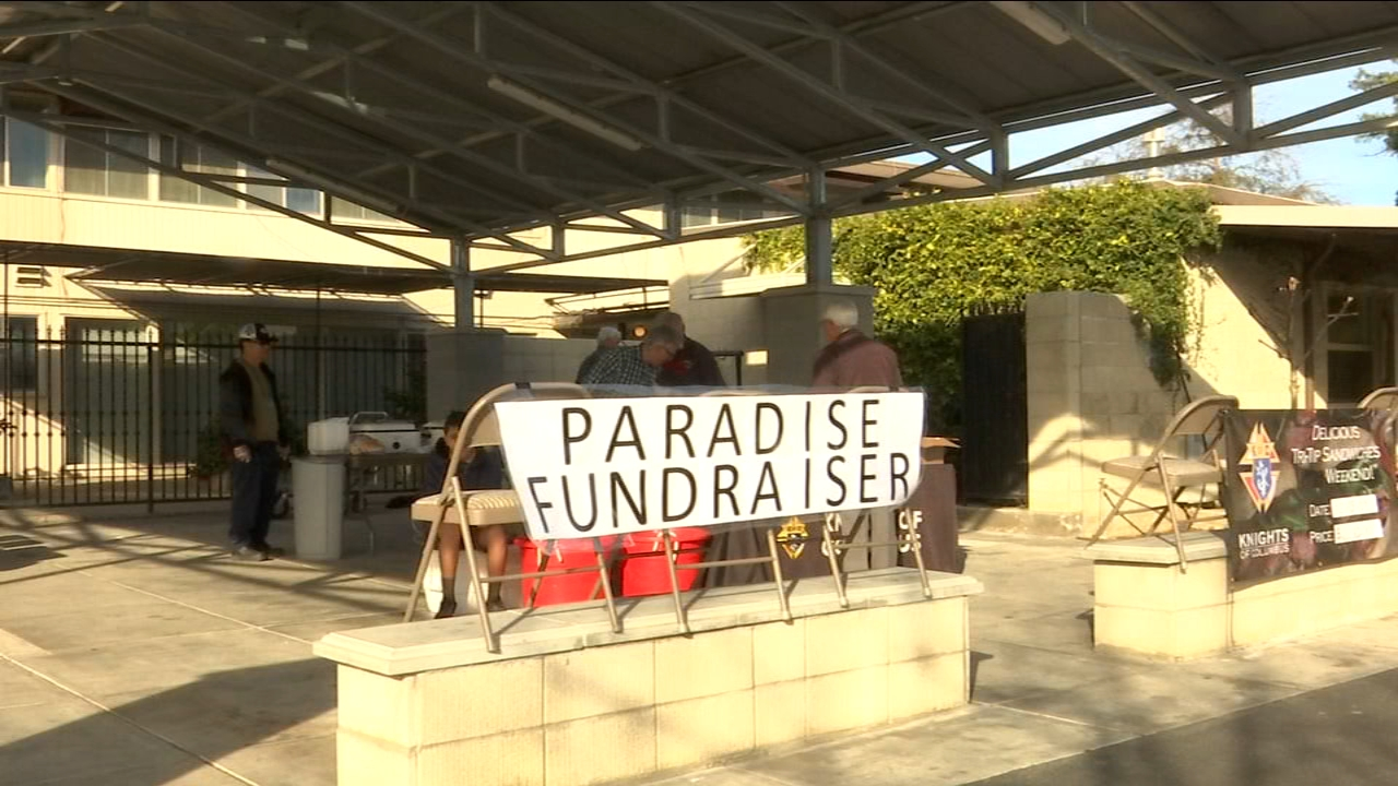 Fresno organizations sell tri-tip sandwiches, raise money for fire victims
