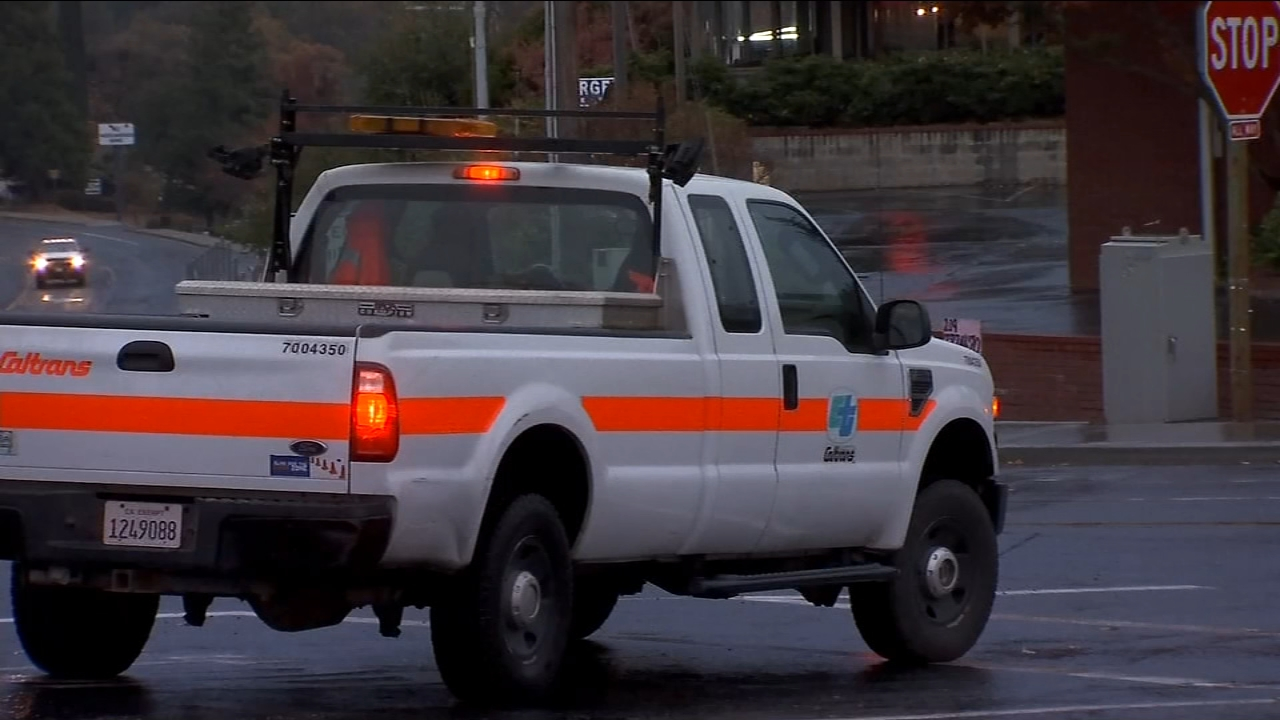 Agencies prepare for storm approaching Central Valley