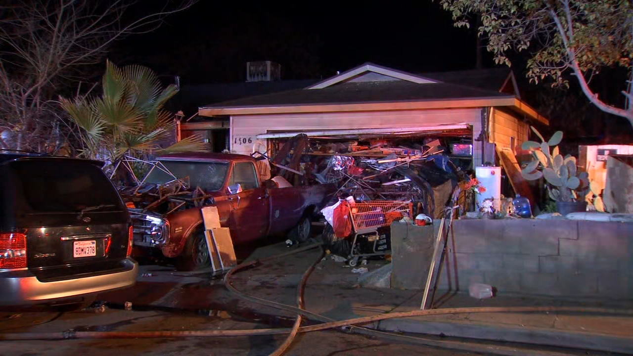 The Fresno Fire Department has determined a candle sparked an early morning house fire in Central Fresno that displaced seven people.