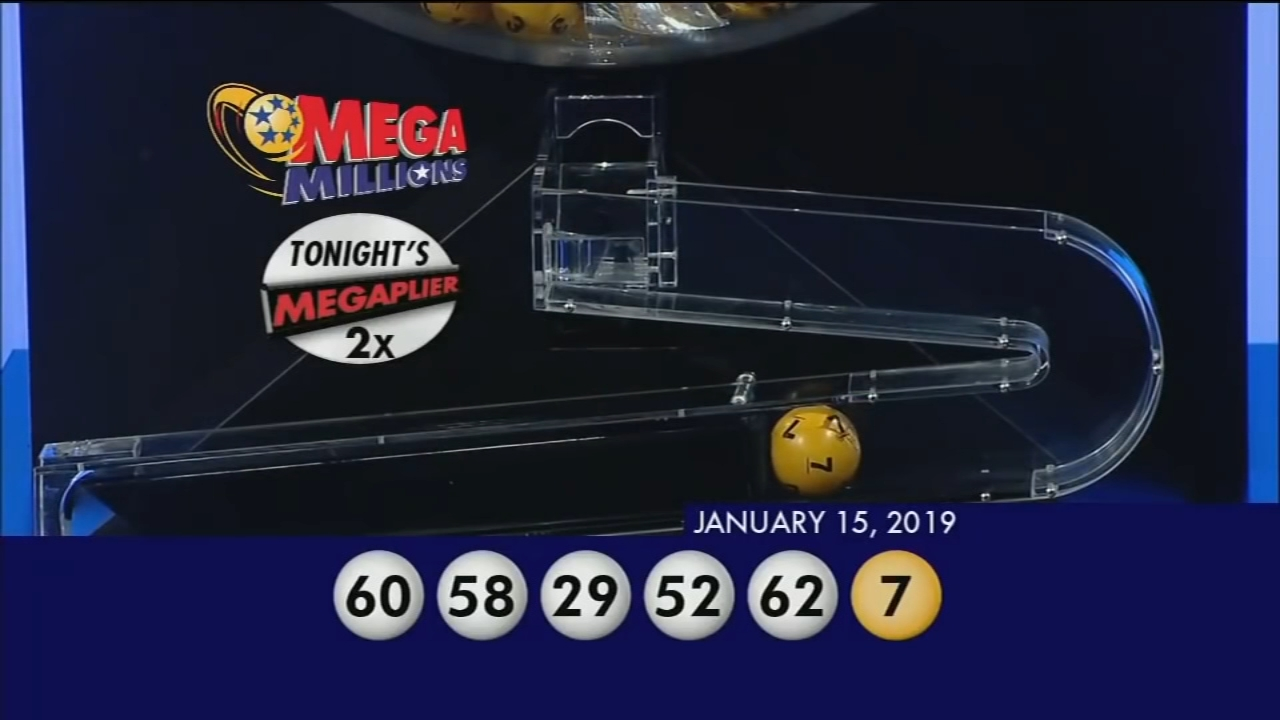 Winning Mega Millions ticket worth nearly $313,000 sold in Southeast Fresno