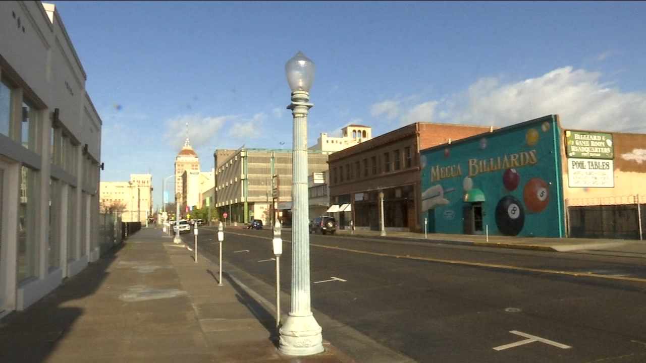 South Fulton Street in Downtown Fresno is undergoing a transformation.