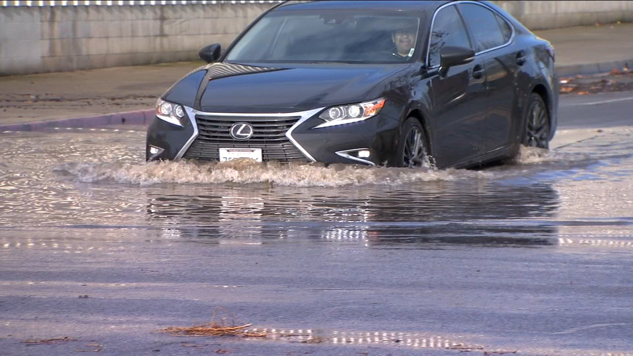 Heavy rain in the Central Valley can create problems in the winter but throughout the year Fresno Metropolitan Flood Control District is prepared.