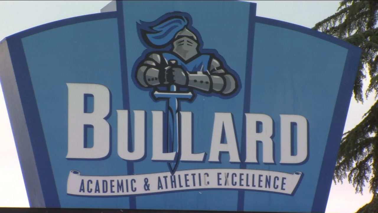 A Bullard high school student who was involved in a physical encounter with a school board member last week has been back in class all week.