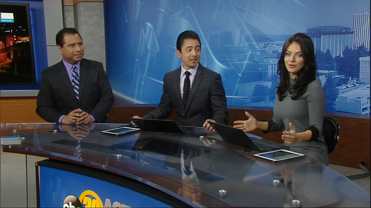 Watch the latest Accuweather Forecast from the StormWarn 30 center.