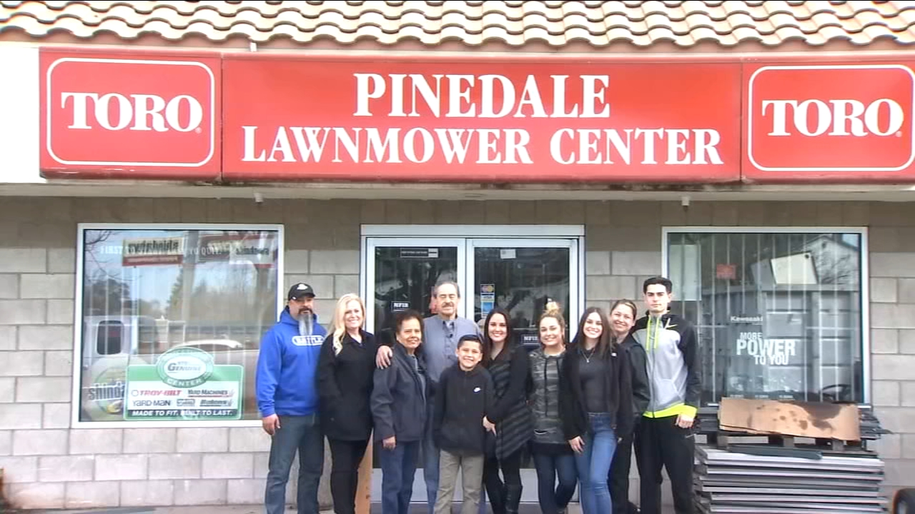 Pinedale Lawnmower Center was one of those places where you could buy new equipment, get old equipment repaired and pick up hard-to-find parts.