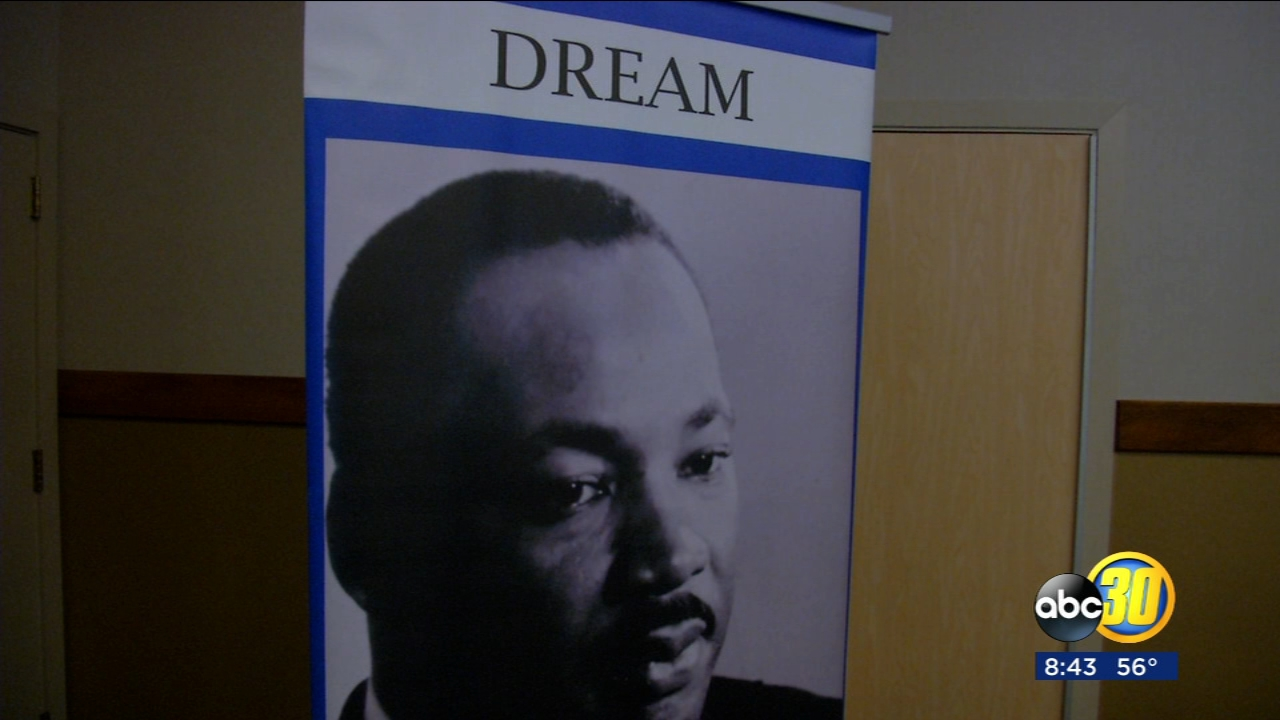 Clovis community remembers Martin Luther Kings legacy