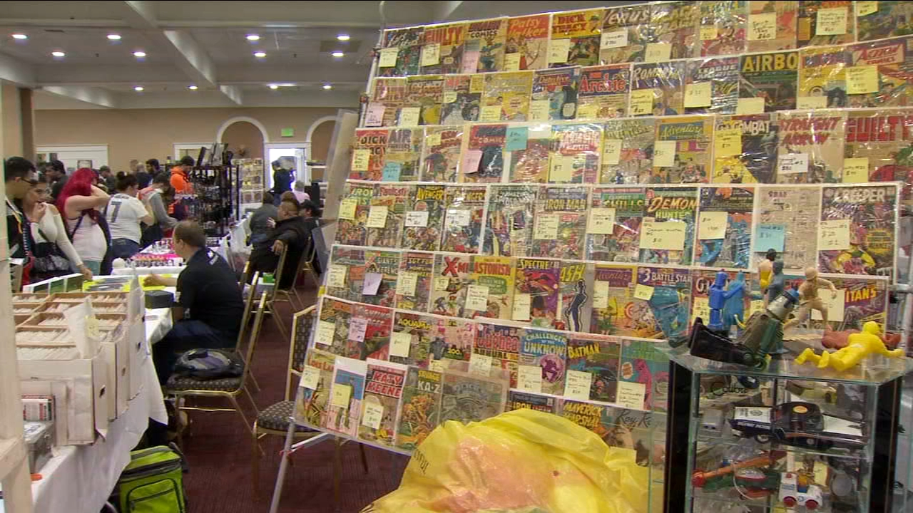 Third annual Toy-Anime Comic Con comes to Fresno