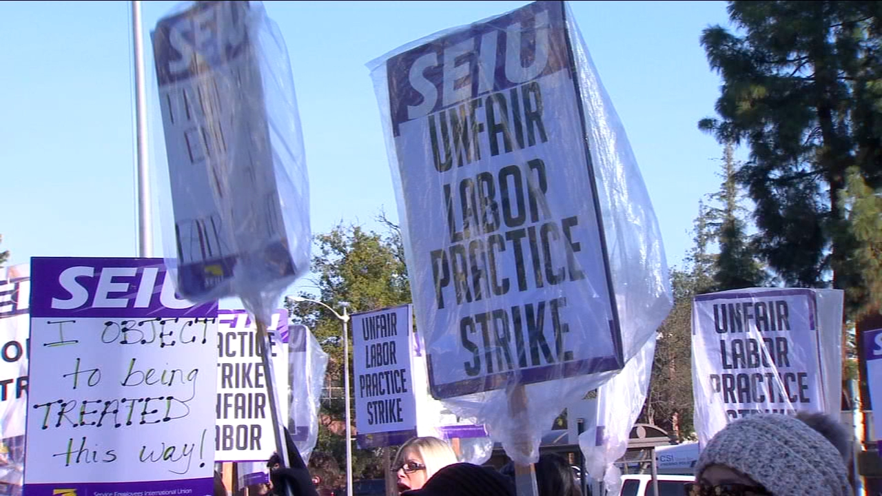 Fresno court reporters, clerks end strike after winning raises, 40-hour work week