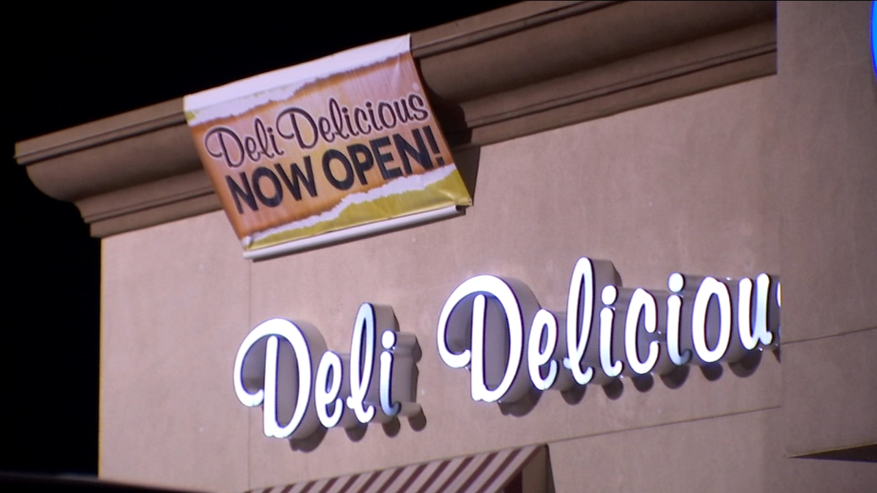 3 men rob West Fresno Deli Delicious at gunpoint
