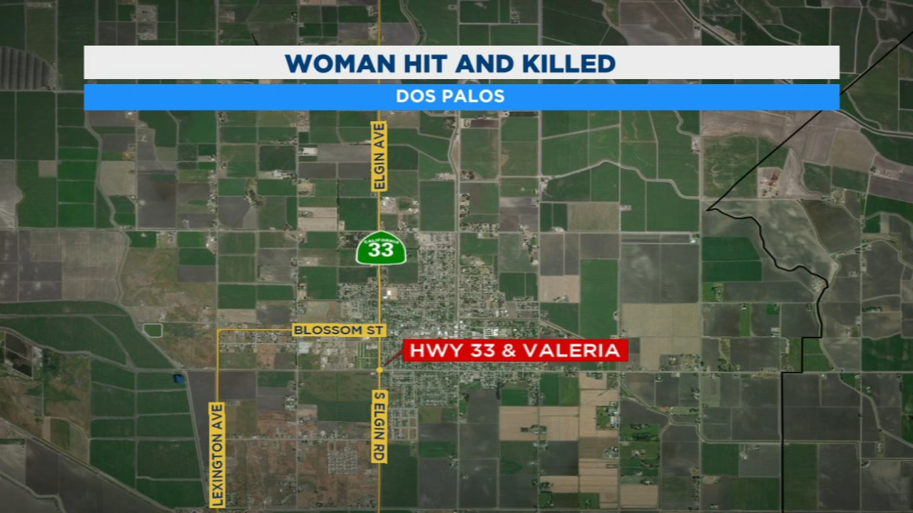 37-year-old woman hit, killed by car in Dos Palos
