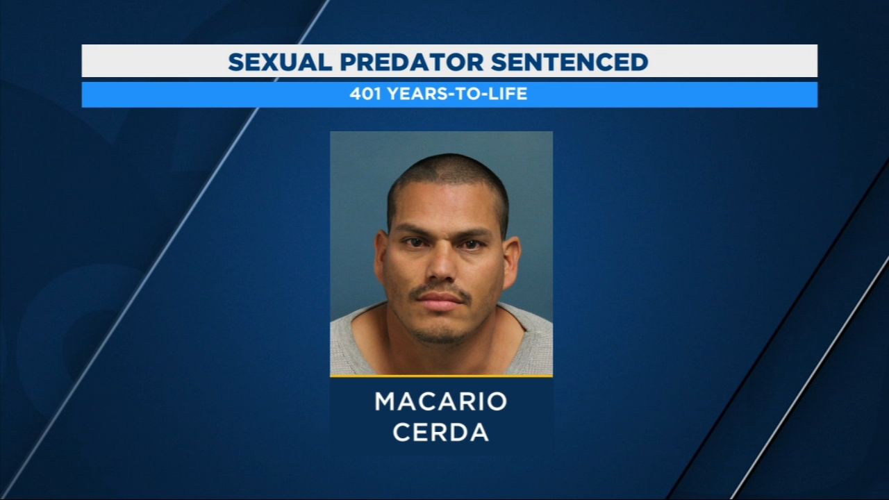 A Tulare County judge sentenced a man to 401 years-to-life in prison for numerous violent sex crimes on Tuesday.
