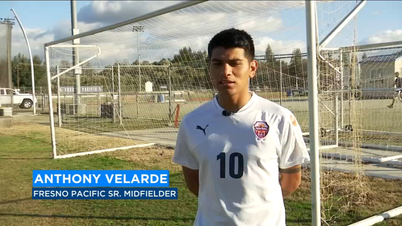At the end of the 2018 season, Velarde was voted a consensus first team all-American - high honors for a player who, coming out of high school, had zero offers to play in college.