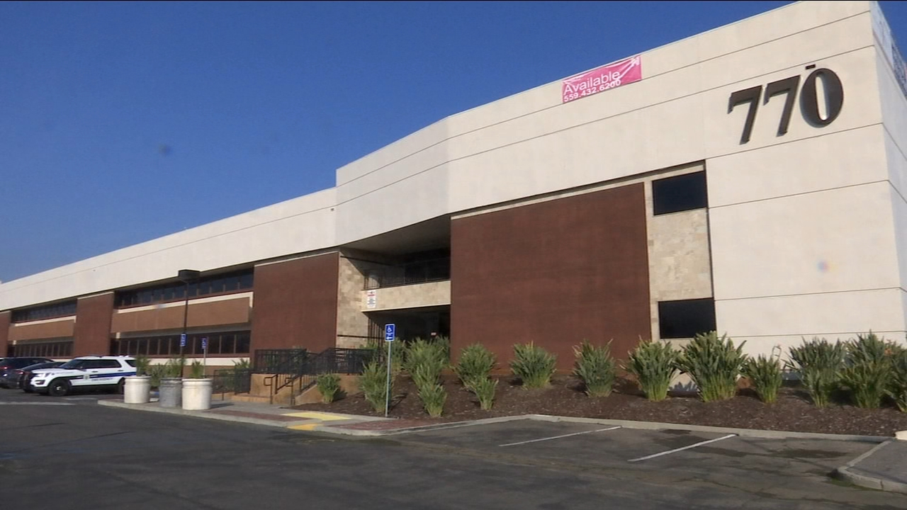Business center 770 East Shaw Avenue in Northeast Fresno is in the process of evolving. They are working on converting the complex into a place where people can work from home or l
