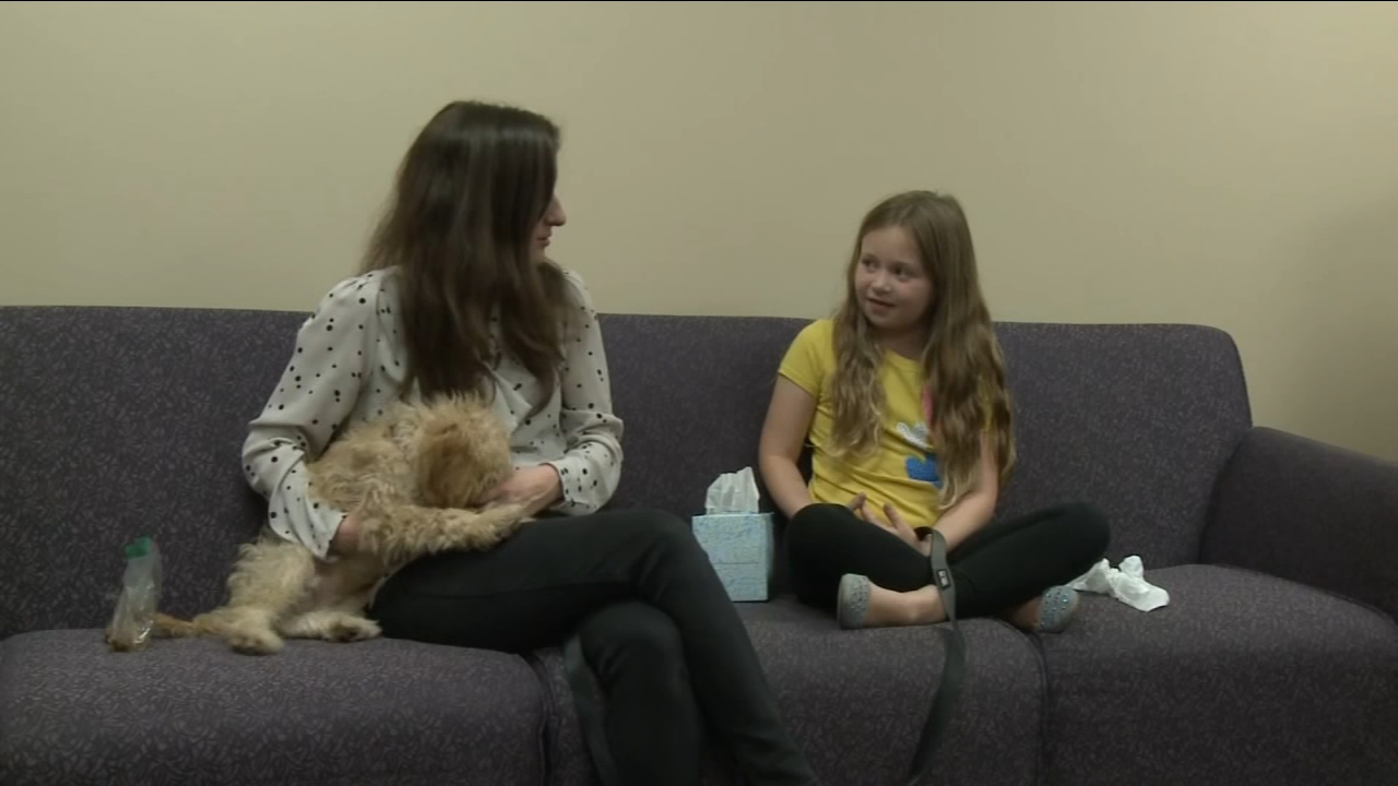 Health Watch: Exposure therapy for kids