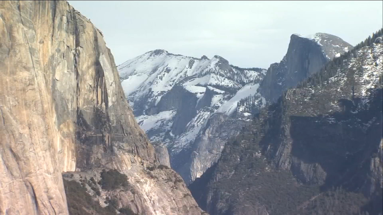 Rangers, staff and visitors excited Yosemite resumes full operations