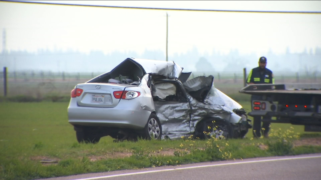 One person killed in crash near Valley Childrens Hospital