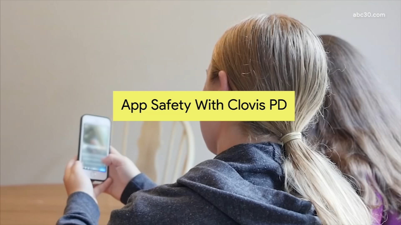 Clovis Police department discusses what you need to know to keep yourself, and your kids, safe on popular phone apps.