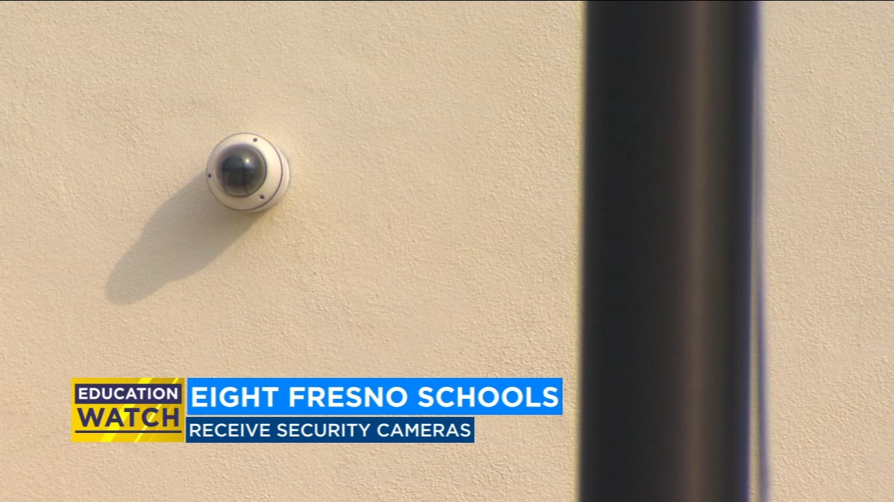 FUSD receives grant money for security cameras in elementary schools