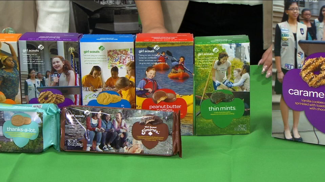 Girl Scouts prepare for cookie sales this weekend