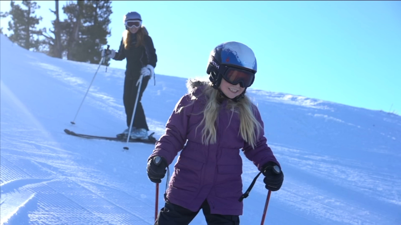 Learning to ski is easier than ever before at China Peak