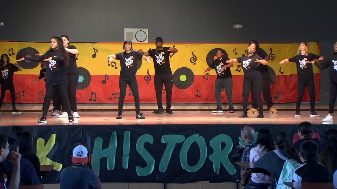 Gaston Middle School is kicking off the month of February with its 5th annual Black History Month program.