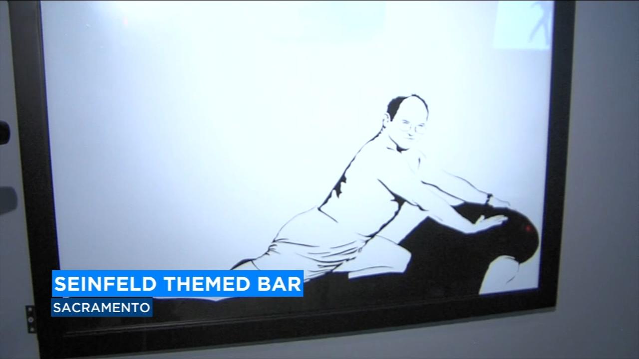 Seinfeld themed sports bar opens in Sacramento