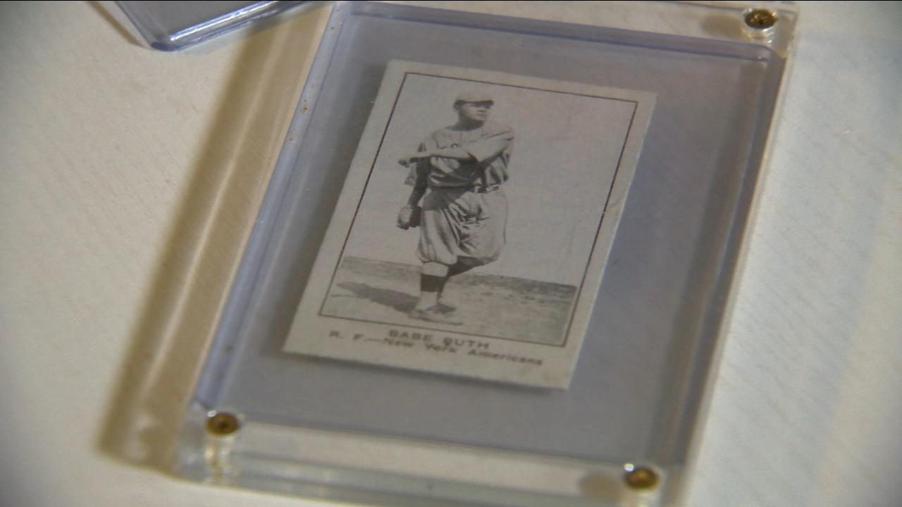 Visalia man buys $2 baseball card that could be worth millions