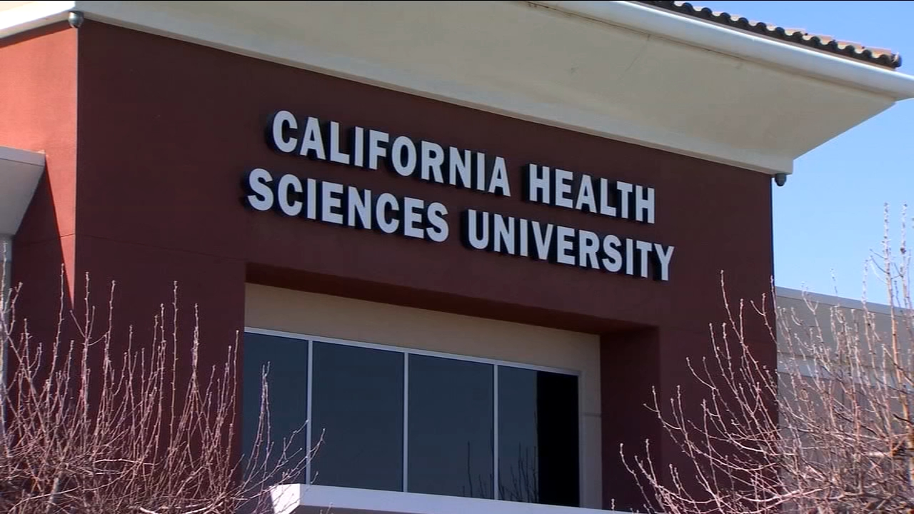 California Health Sciences University showcases new technology