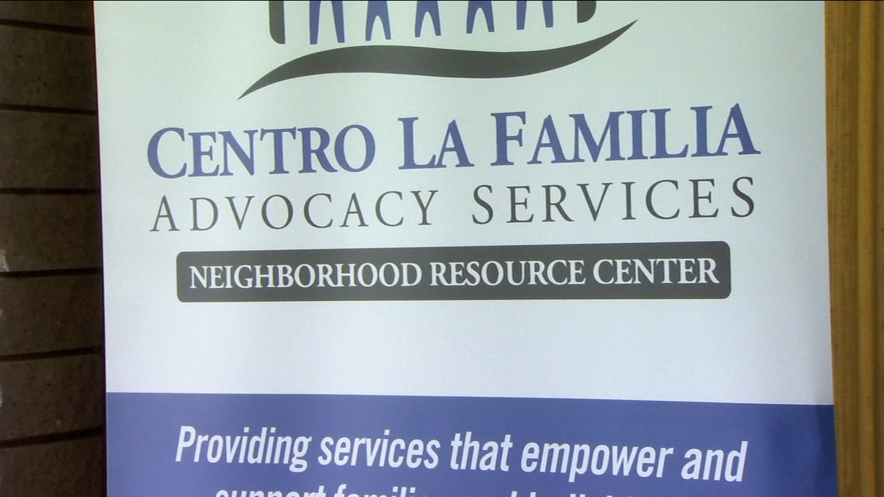 The center offers a range of services, including parenting classes, home visitations, support for victims of crime as well as help with basic needs.