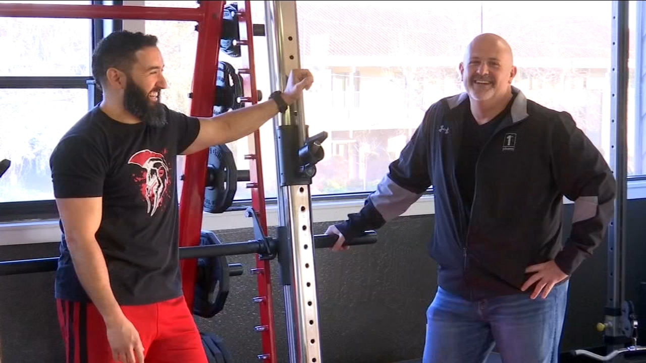 Lives are being changed at Synergy Fitness Center in Northeast Fresno.