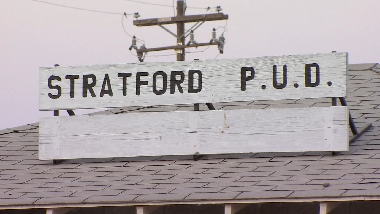 According to the public utility district, it was Friday night when Stratfords main well failed.