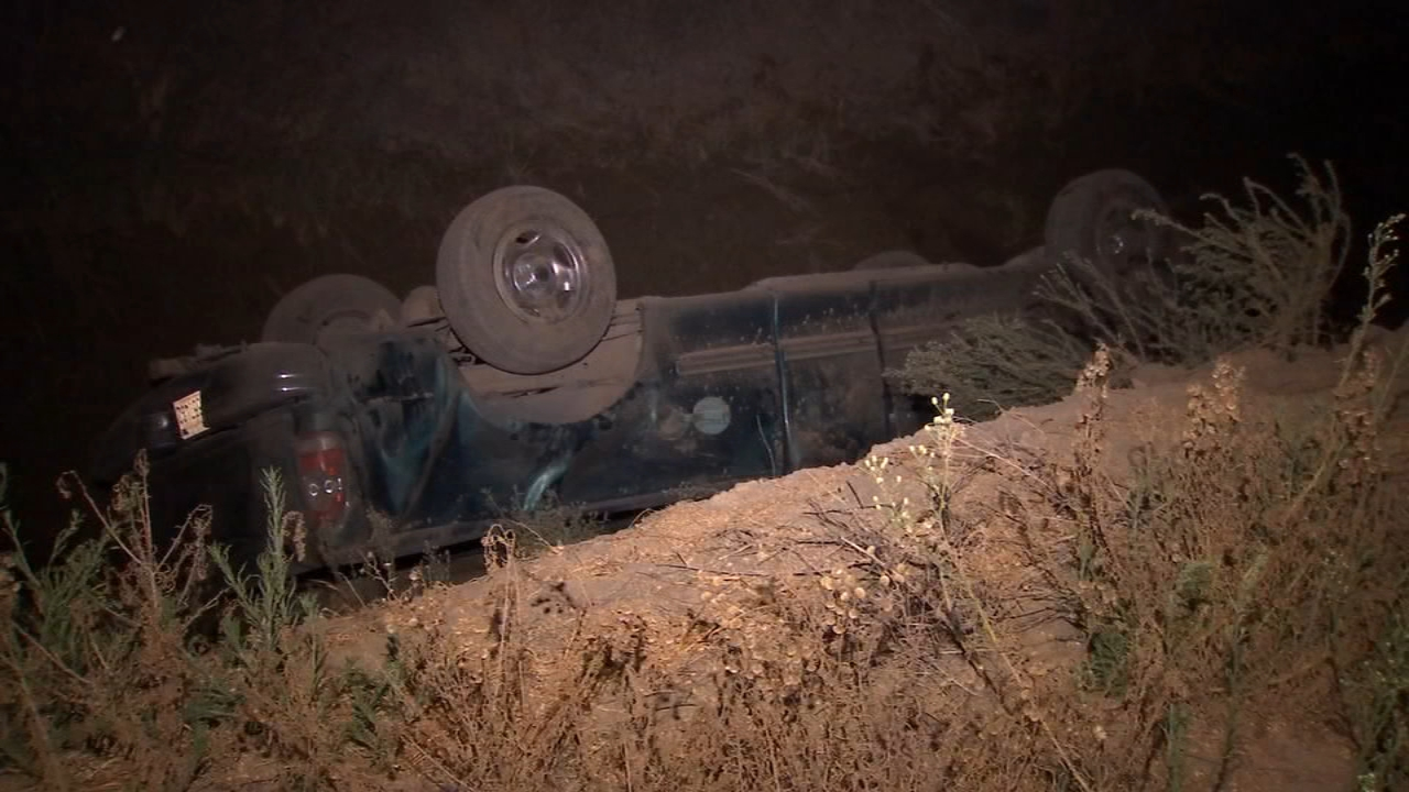 An investigation is underway to determine what led to a deadly rollover crash just south of Sanger.