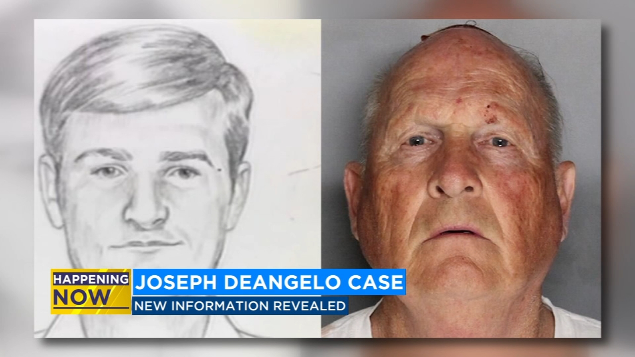 Joseph James DeAngelo is being charged with first degree murder.