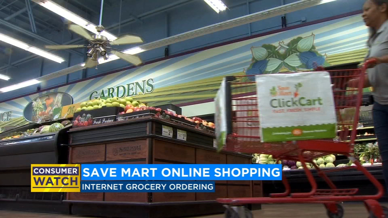 Some Valley Save Mart grocery stores are making it easier for customers to get their shopping done.