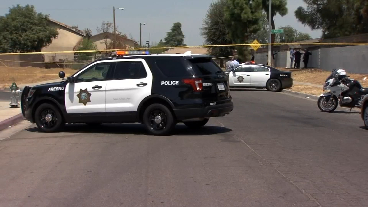 Fresno police are investigating an officer-involved shooting where the suspect has died.