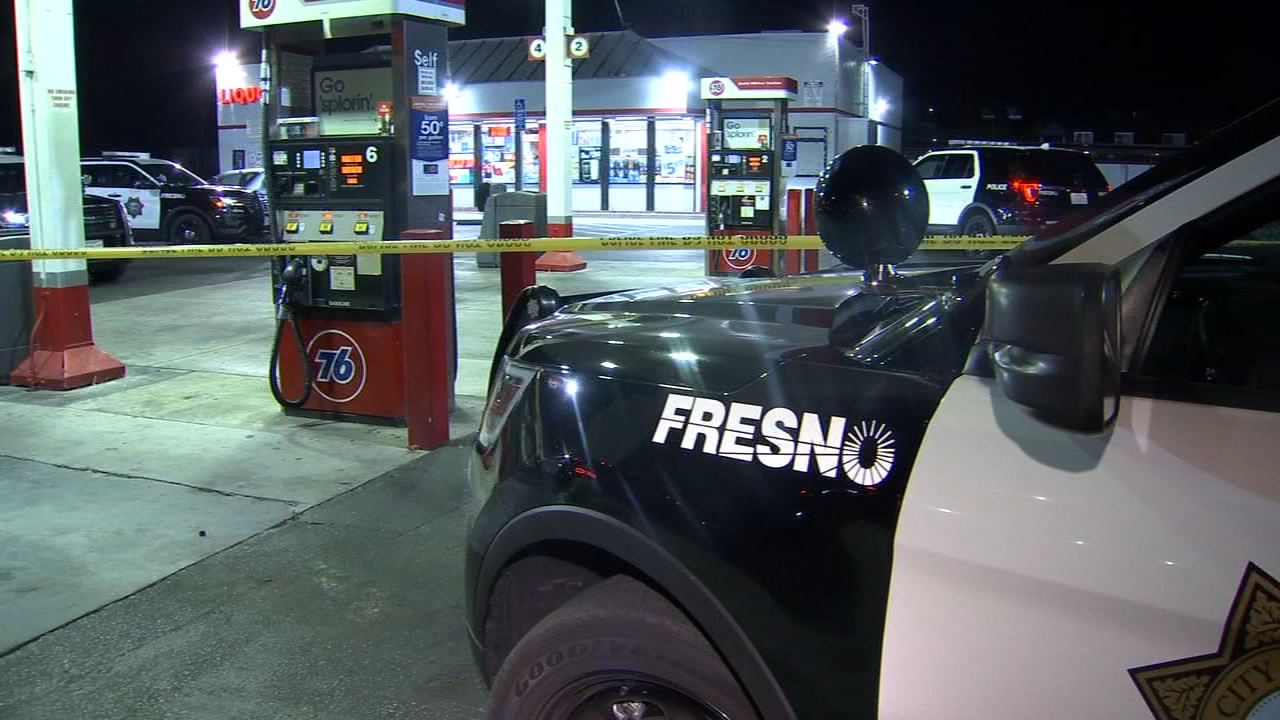 Police are looking for two men who robbed an East Central Fresno mini-mart.