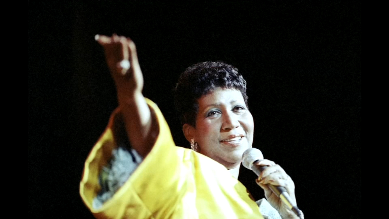 The unmistakable sound of Aretha Franklins voice has inspired generations of music lovers.