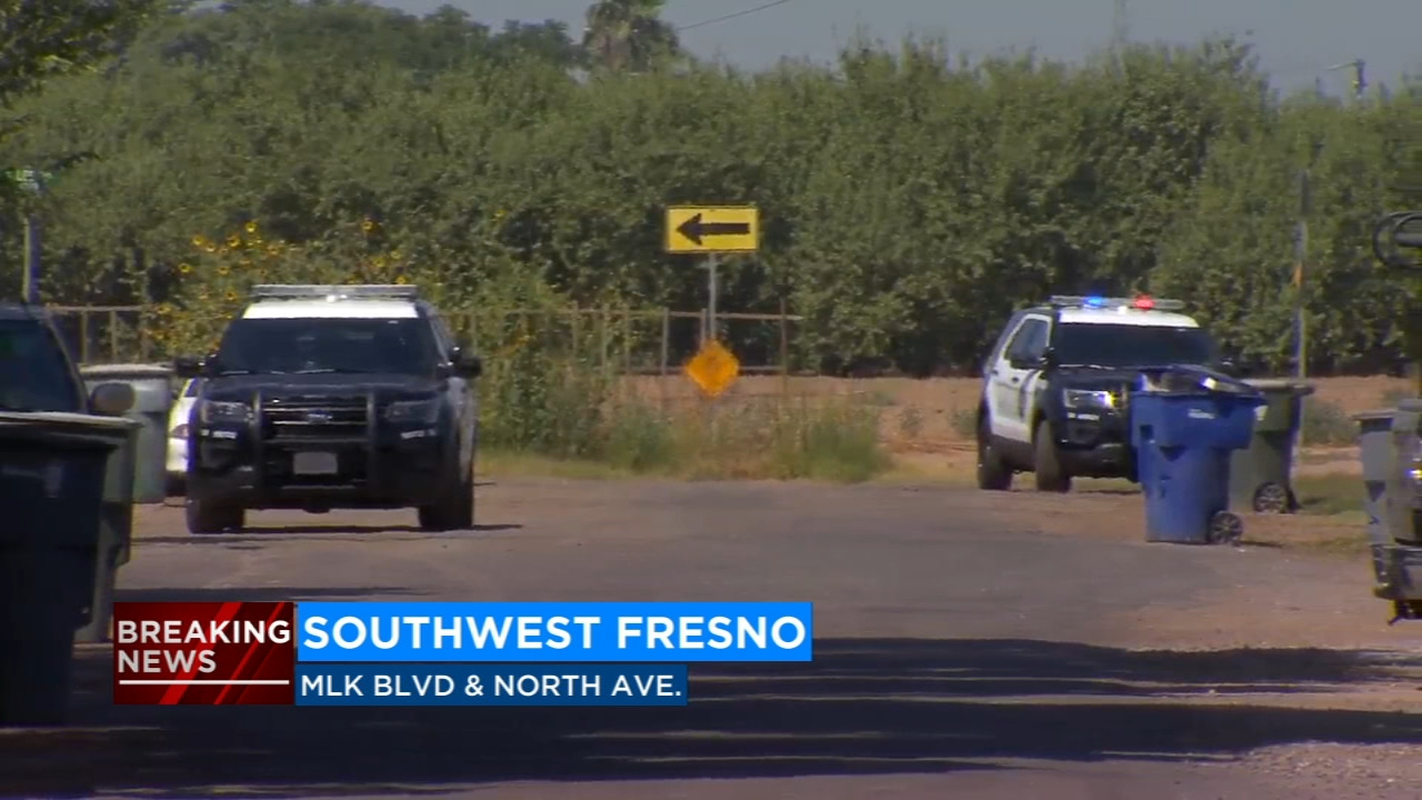Police are looking into a shooting that left a man injured near MLK Boulevard and North Avenue in southwest Fresno.