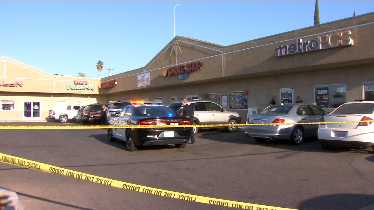The Fresno Police Department are investigating a deadly stabbing at 6th and Belmont Avenue.