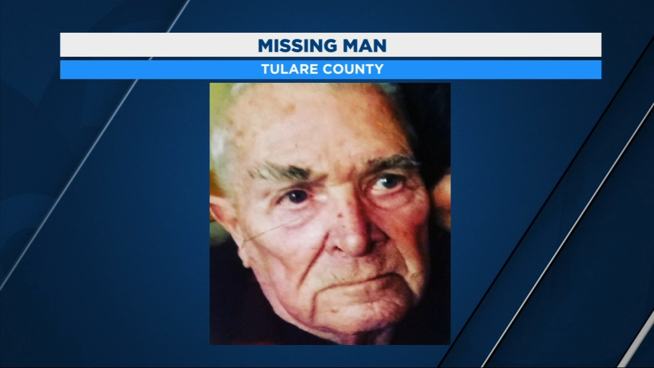 The Tulare County Sheriffs Office needs your help looking for 83-year-old George Simms.