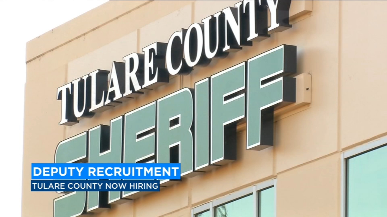 The Tulare County Sheriffs Office is looking for new deputies to join its team.