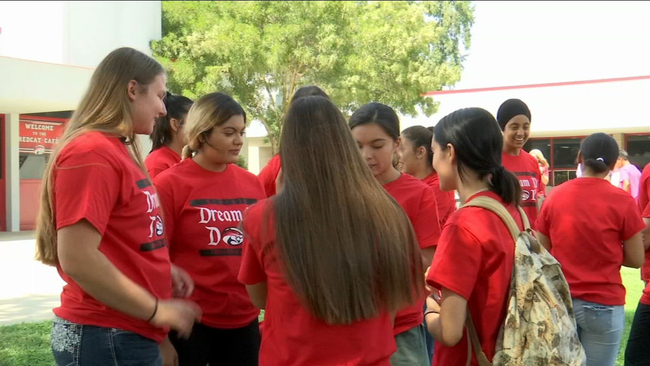 Fowler High School welcomed 200 hundred seniors last week.