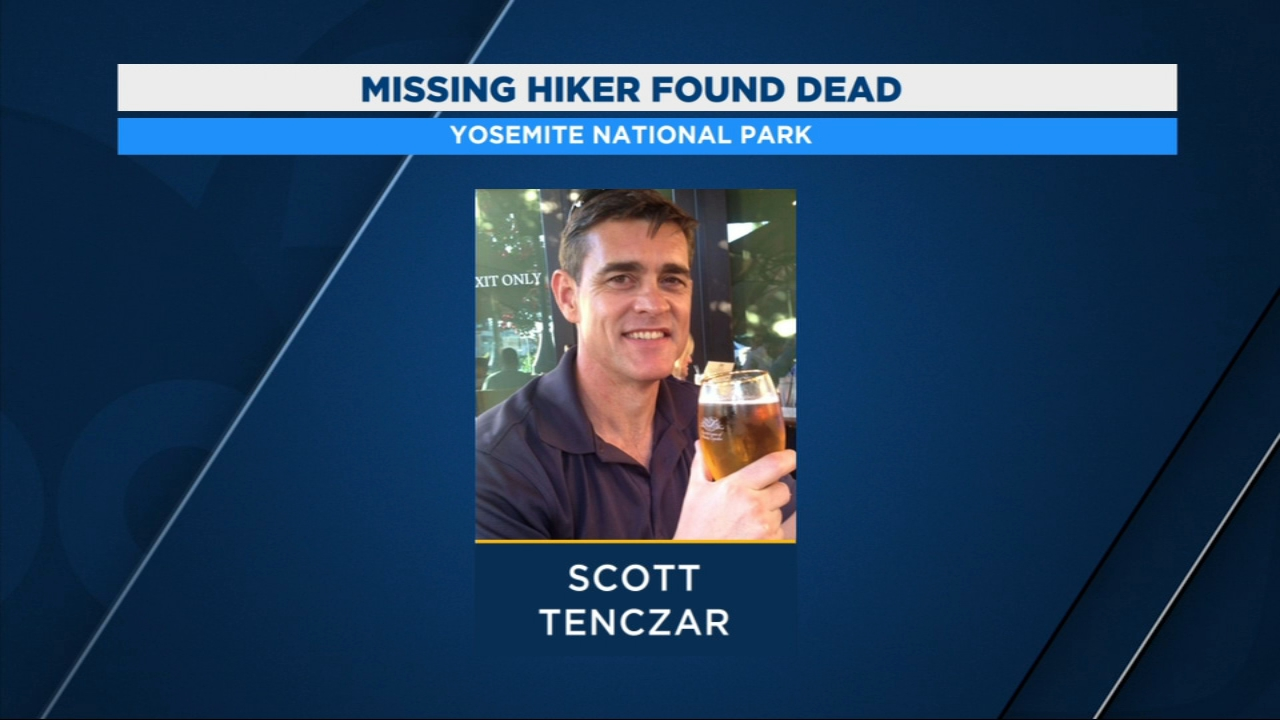 The remains of a hiker that went missing in Yosemite National Park have been found, according to National Park officials.