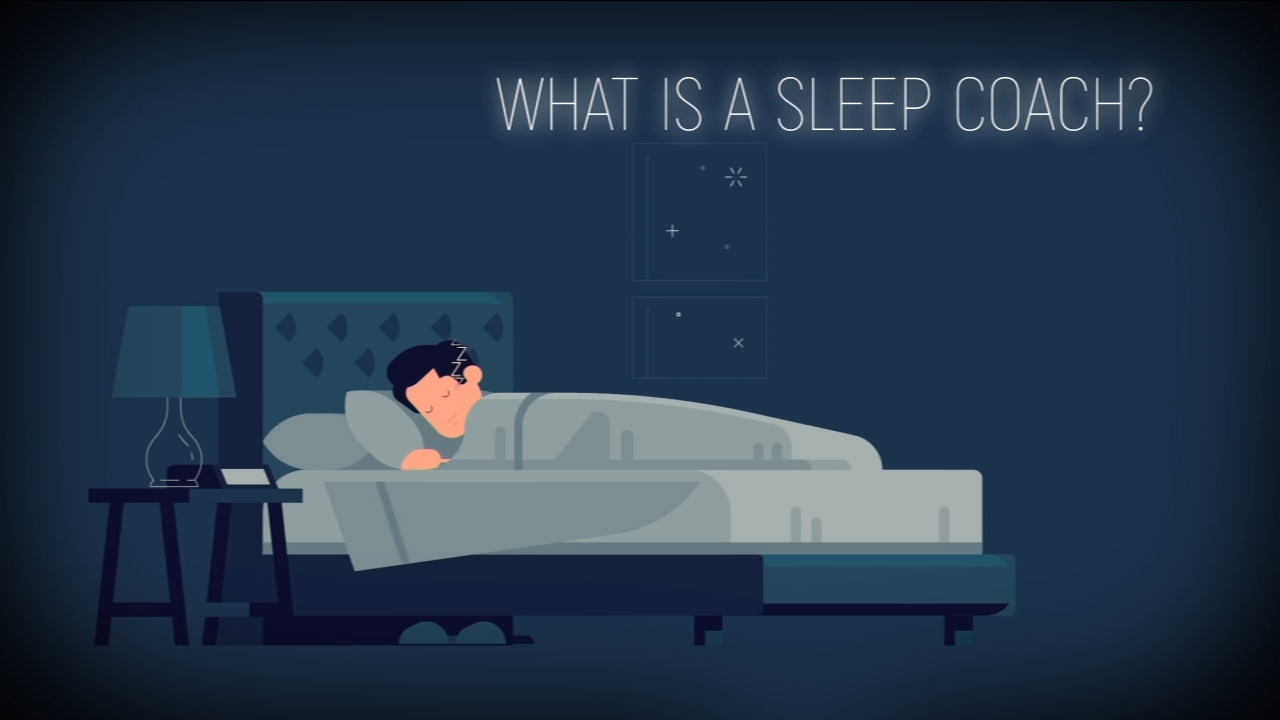 Youve likely heard of life coaches and personal trainers but what about a sleep coach?