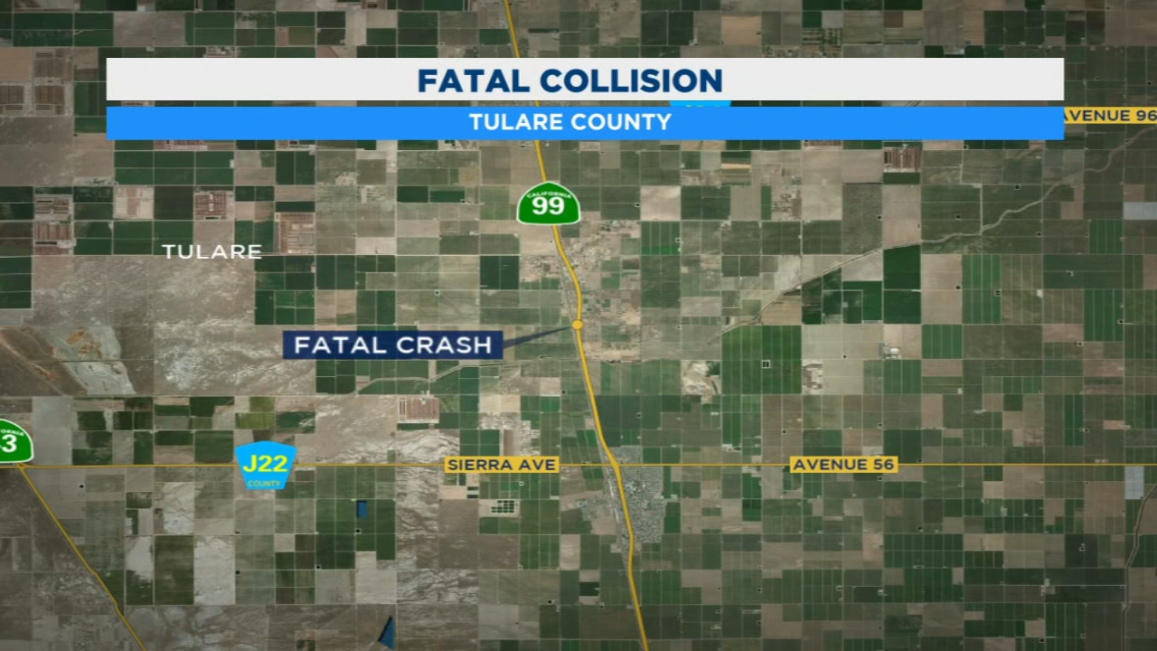 The Highway Patrol is investigating a crash that took the life of a woman in Tulare County.