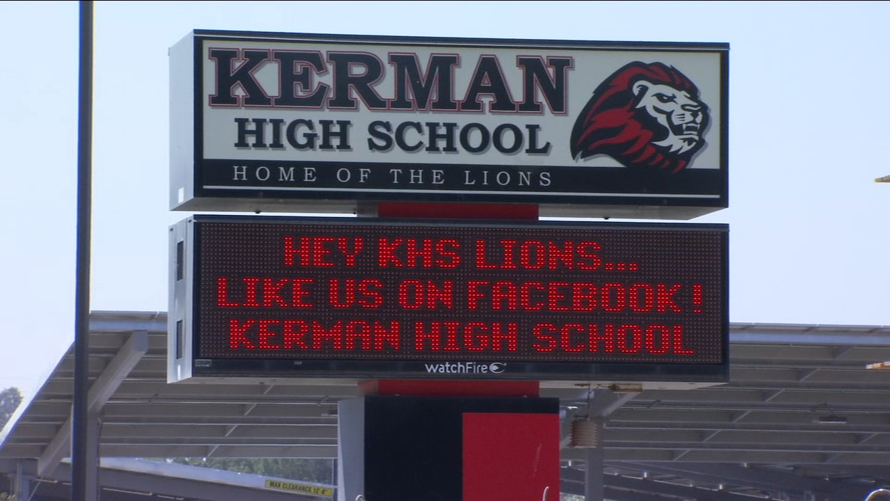 Four fights among freshman girls took place during the first week of class at Kerman High School.