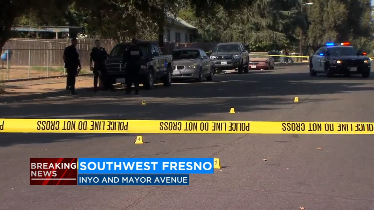 Fresno Police are investigating a drive-by shooting in Southwest Fresno that has left one person injured.