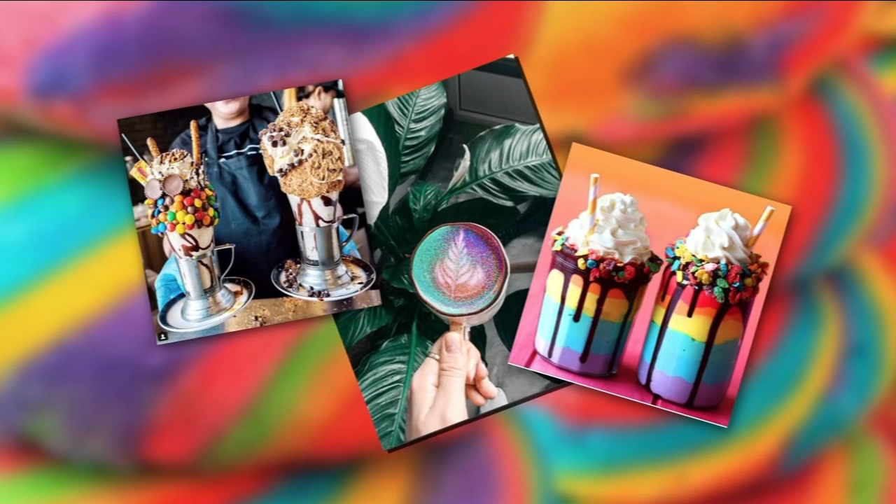 Instagram, Facebook, Pinterest, and YouTube are inspiring all kinds of edible concoctions.