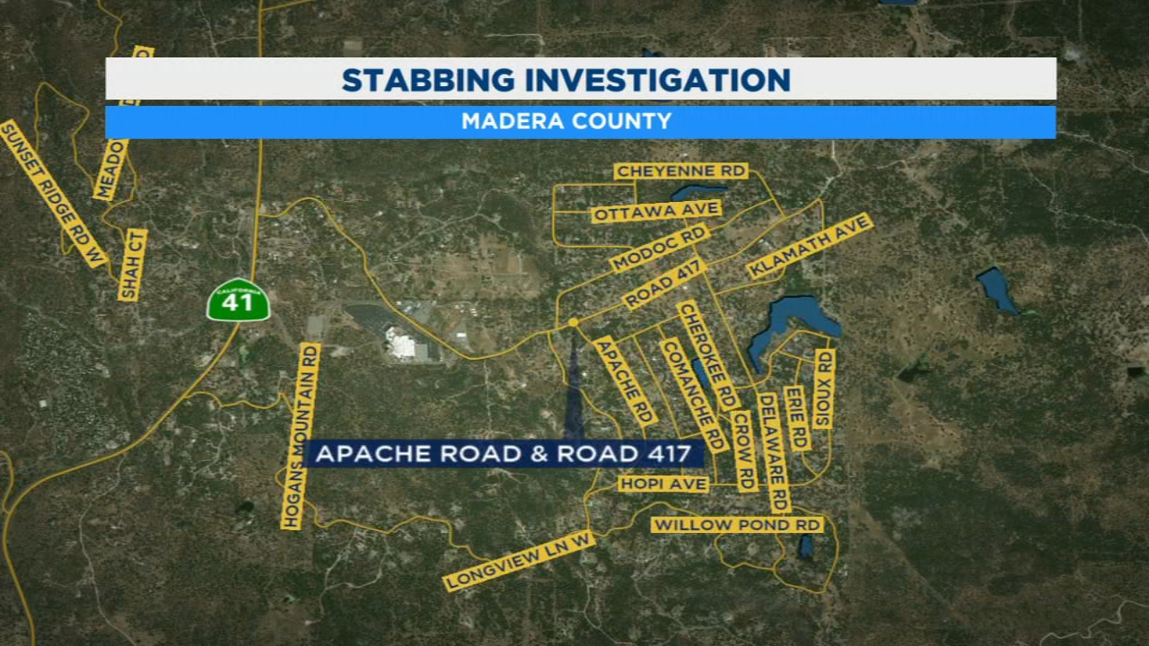 Someone attacked a 34-year-old man Tuesday afternoon in the area of Apache Road and Road 417.